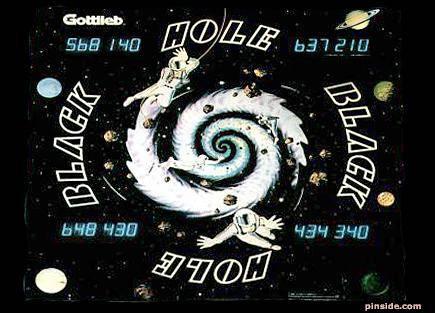 #11: Black Hole