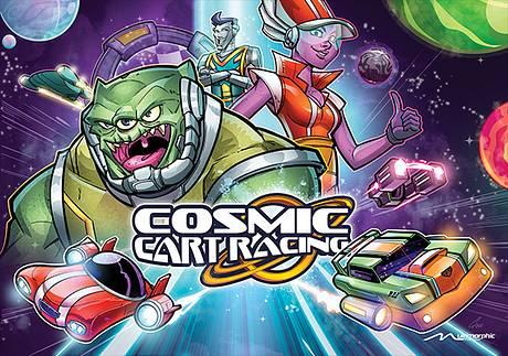 #416: Cosmic Cart Racing