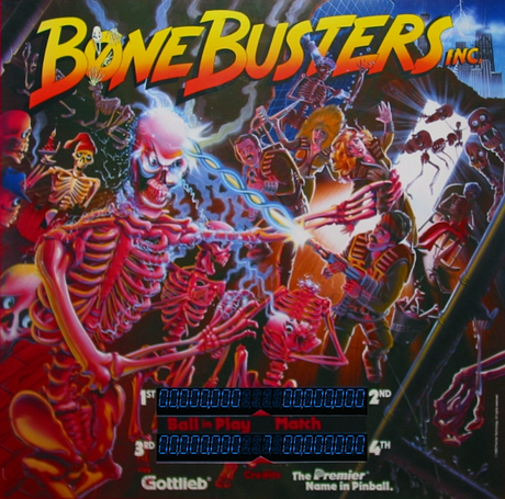 #71: Bone Busters Inc.