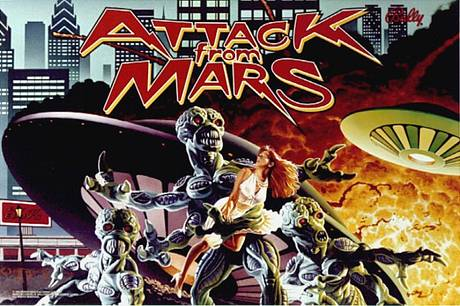 #16: Attack from Mars