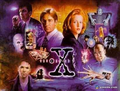 #16: X Files, The