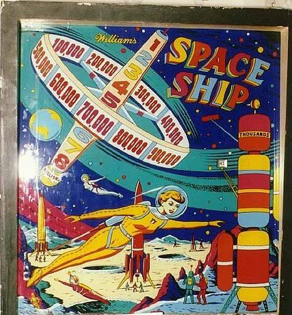 #356: Space Ship