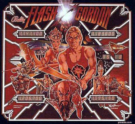 #6: Flash Gordon