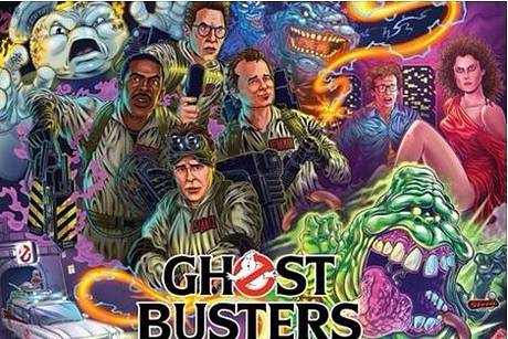#11: Ghostbusters (Pro)