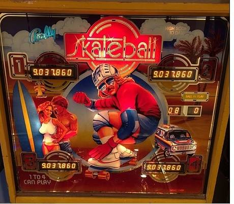 #61: Skateball
