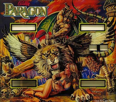 #151: Paragon
