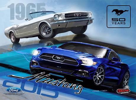 #1: Mustang (Premium/LE)