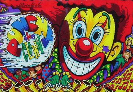 #116: Punchy the Clown