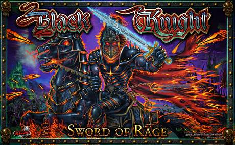#6: Black Knight Sword of Rage (Premium)