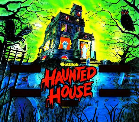 #11: Haunted House