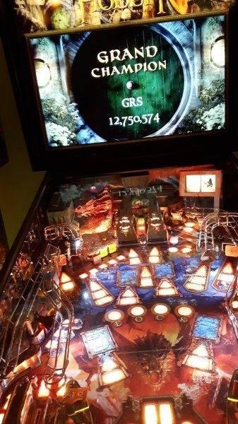 The Hobbit Pinball Machine (Jersey Jack, 2016) | Pinside