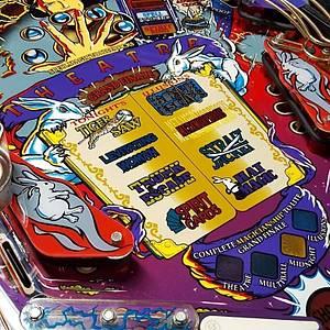 Theatre of Magic Pinball Machine (Bally, 1995) | Pinside