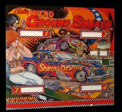 #306: Nitro Ground Shaker
