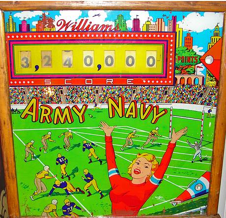 #51: Army Navy