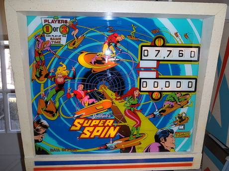 #61: Super Spin