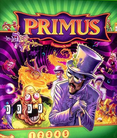 #201: Primus