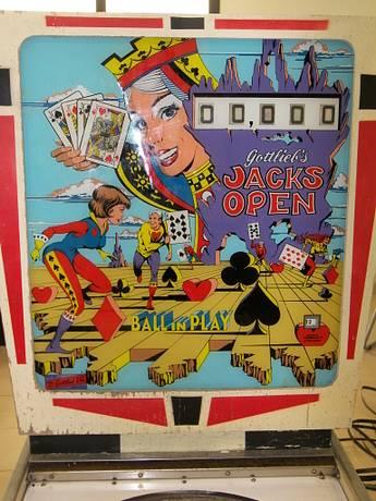 #31: Jacks Open