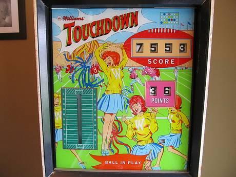 #26: Touchdown