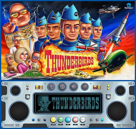 #16: Thunderbirds