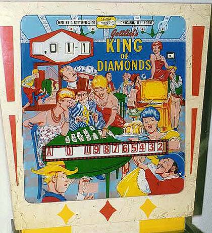 #16: King of Diamonds