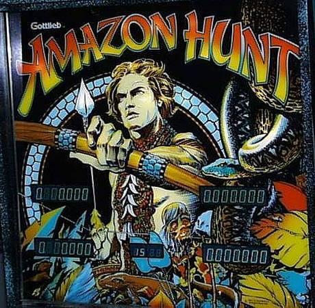 #271: Amazon Hunt