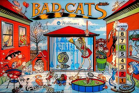 #16: Bad Cats