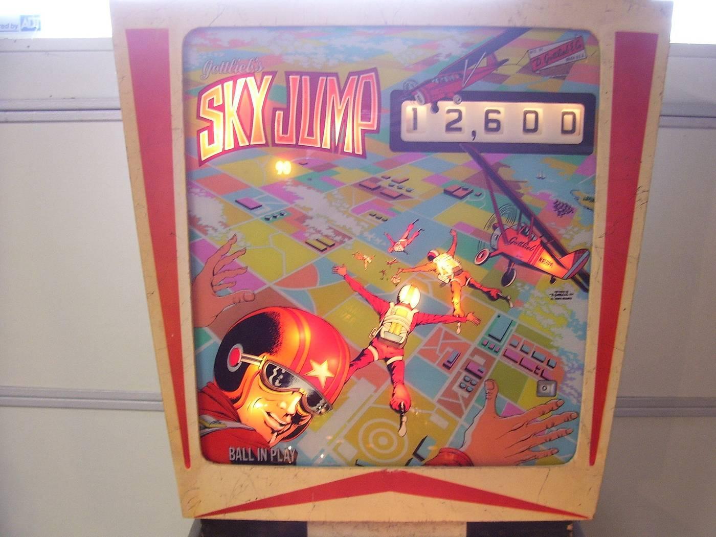For Sale Sky Jump For Sale Pinside Market