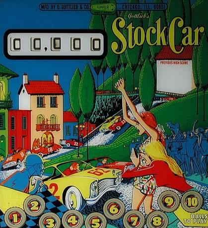 #21: Stock Car