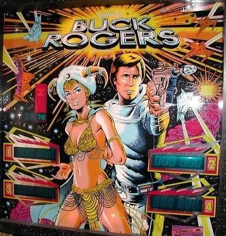 #16: Buck Rogers