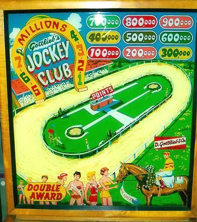 #736: Jockey Club