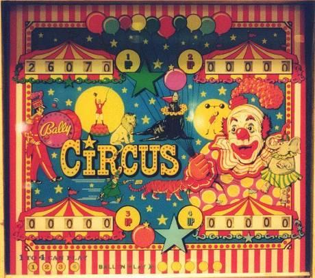 #821: Circus