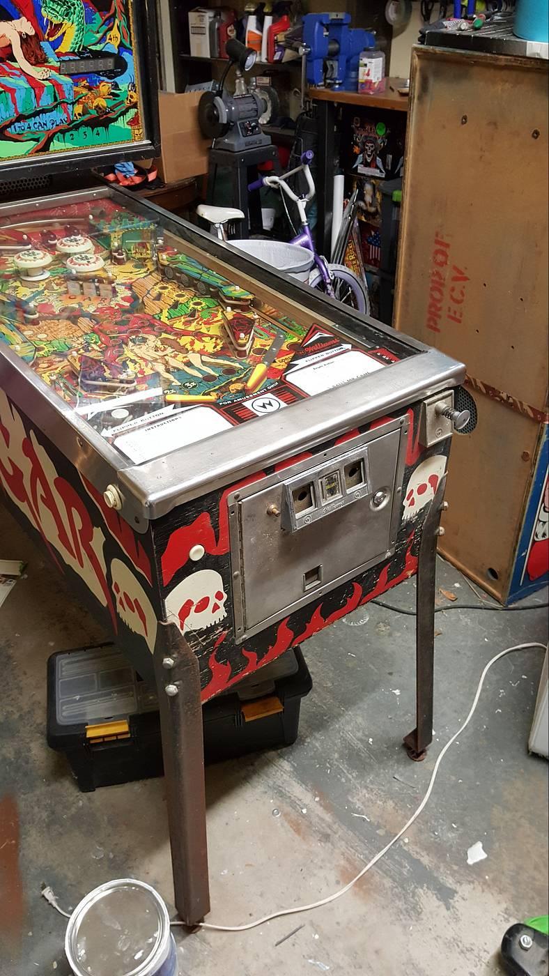 1979 pinball machine for sale