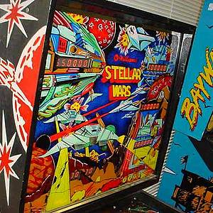 stellar wars pinball machine for sale