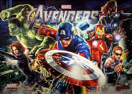#31: The Avengers (Pro)