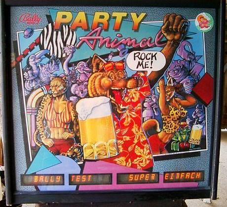 #21: Party Animal