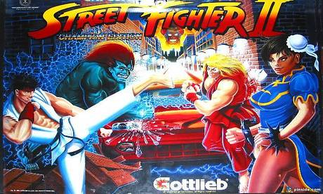 #11: Street Fighter II