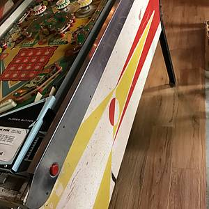 Ding Dong Pinball Machine (Williams, 1968) | Pinside Game Archive