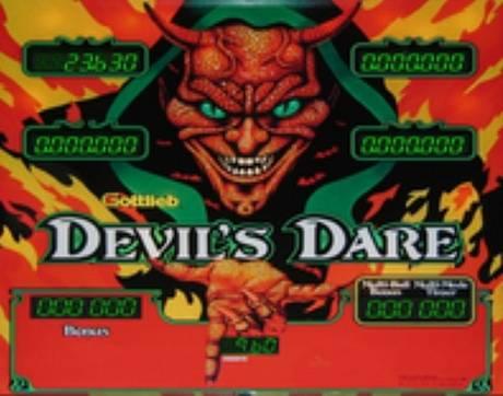 #66: Devil's Dare