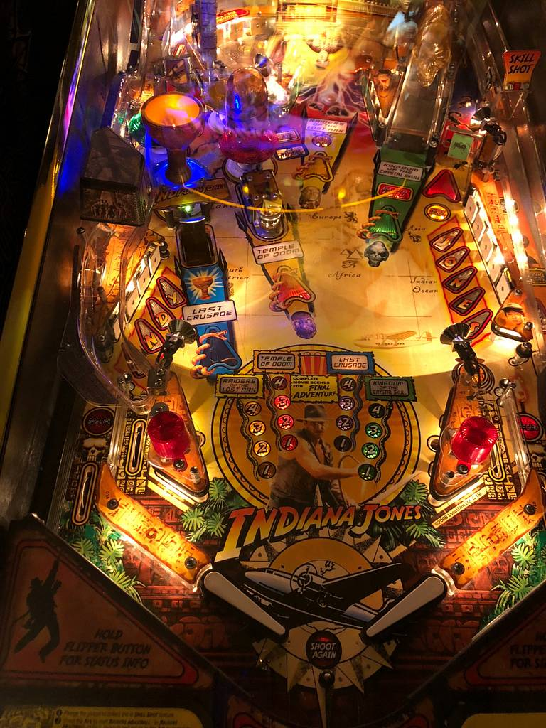 Pinside Marketplace 187 Find Pinball Machines And Parts