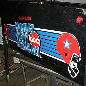 monday football pinball machine for sale
