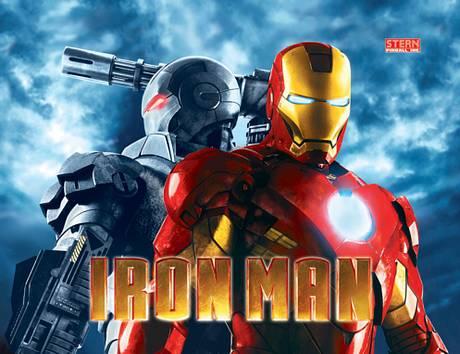 #16: Iron Man
