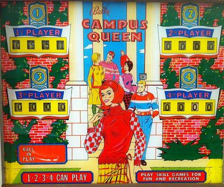 #66: Campus Queen