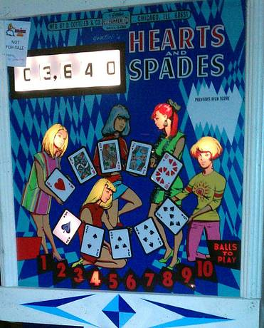 #61: Hearts and Spades