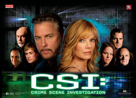 #231: CSI: Crime Scene Investigation