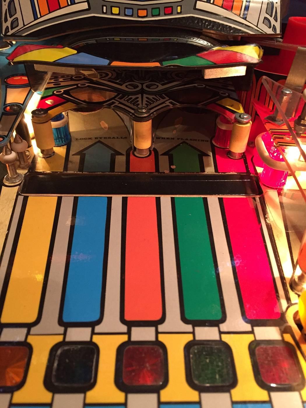of pinbot pinball machine for sale