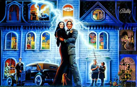 #141: Addams Family, The