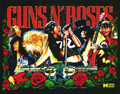 #1: Guns N' Roses