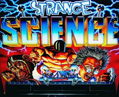 #41: Strange Science