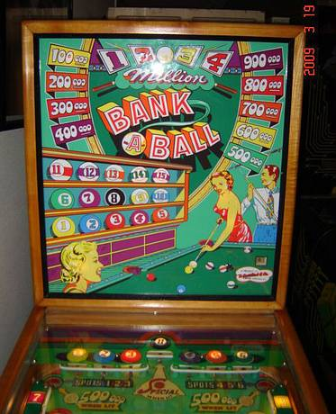 #11: Bank-A-Ball