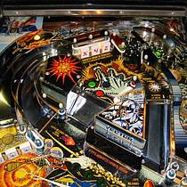 Vector Pinball Machine (Bally, 1982) - Image gallery